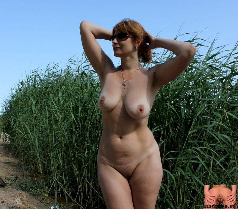big russian nude mature women mature posing boobs russian wife