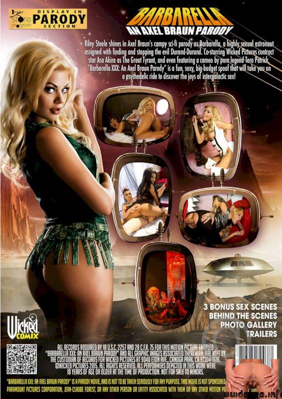 1080p rachael dvd axel barbarella xxx movies parody patrick steele