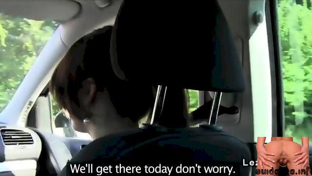 girlfriends scene driving lesbian while sex eporner