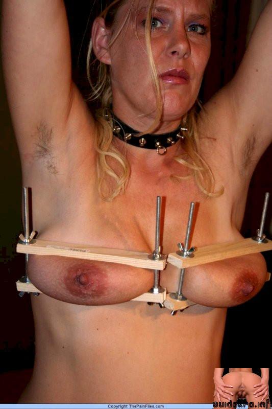 breast torture whipping pain slavegirl mature fetish
