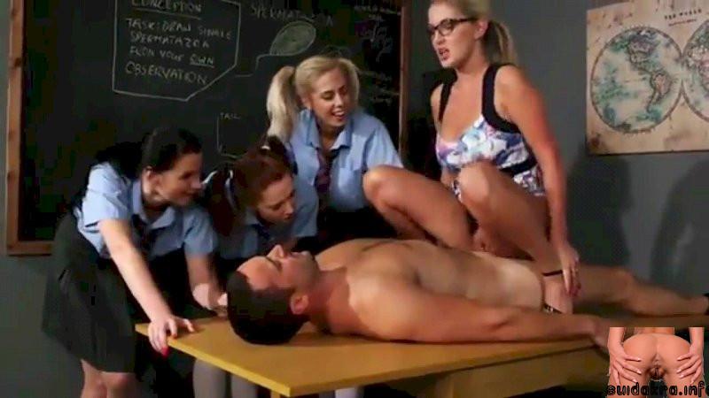 georgie lyall cfnm sex education for girls
