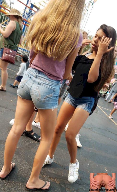 shorts teen tight